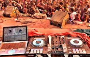 DJING A FESTIVAL STYLESET