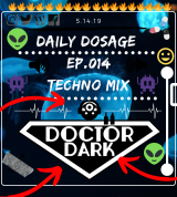 New Daily Dosage Podcast Trance Mix OUT NOW Ep  013 – DJ